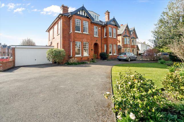 Thumbnail Detached house for sale in Leckhampton Road, Cheltenham, Gloucestershire