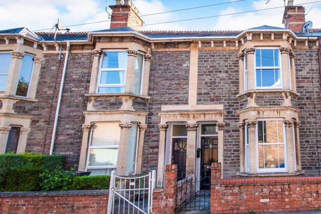 Thumbnail Terraced house for sale in Beaufort Road, Taunton