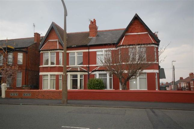 Thumbnail Property for sale in Seabank Road, Wallasey, Wirral