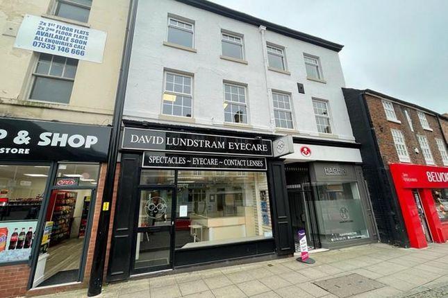 Thumbnail Retail premises to let in 45 Sankey Street, Warrington, Cheshire