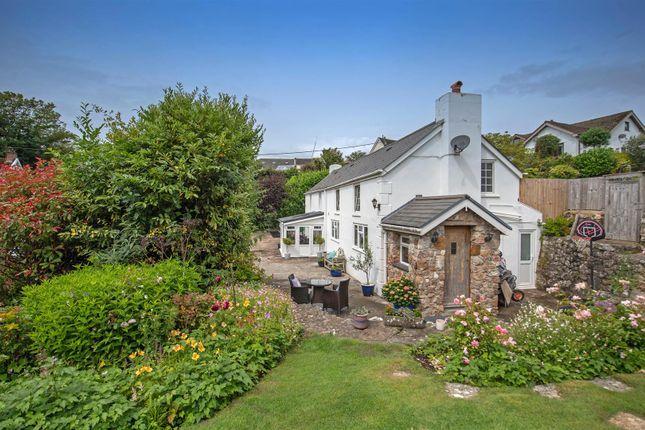 Thumbnail Detached house for sale in Longcroft, Horton, Swansea
