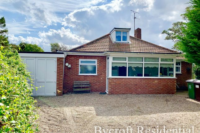 Thumbnail Detached bungalow for sale in Main Road, Ormesby, Great Yarmouth