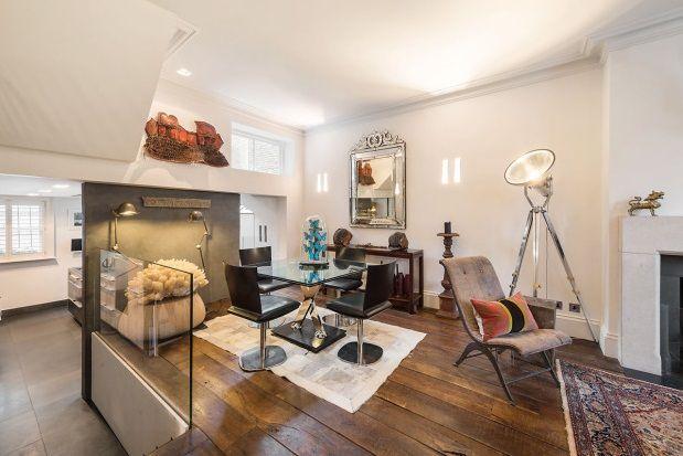 Thumbnail Property to rent in Guthrie Street, London