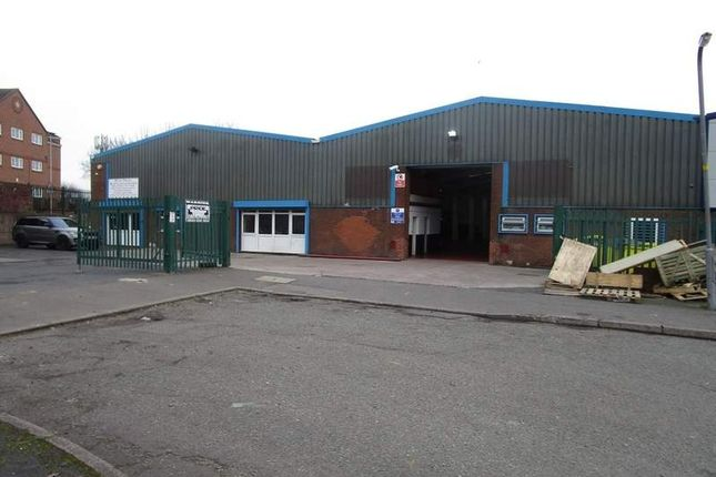 Thumbnail Light industrial for sale in 1A - 1B Pearsall Drive Oldbury, West Midlands