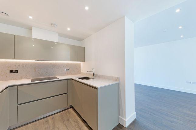 Kitchen of Perilla House, Goodmans Fields, Aldgate E1