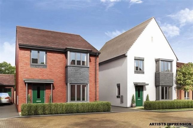 Thumbnail Detached house for sale in Plot 112 Synders Way, Lawley, Telford