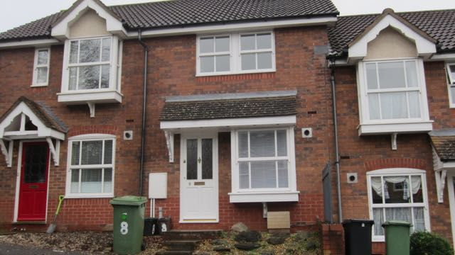 Thumbnail Terraced house to rent in Antler Close, Glastonbury