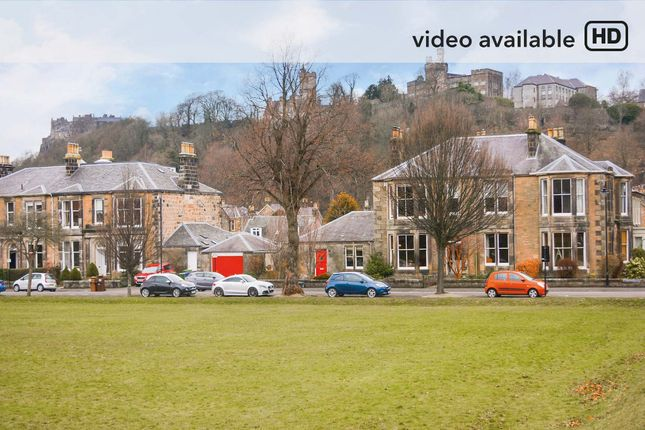 Thumbnail Semi-detached house for sale in Victoria Square, Stirling