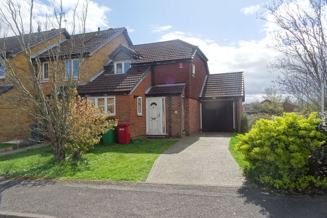 Thumbnail Semi-detached house to rent in Braemar Gardens, Slough