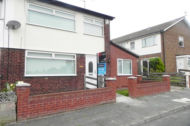 Thumbnail Semi-detached house for sale in Marion Road, Bootle, Liverpool
