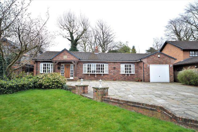Thumbnail Detached bungalow for sale in Birchdale Road, Appleton, Warrington
