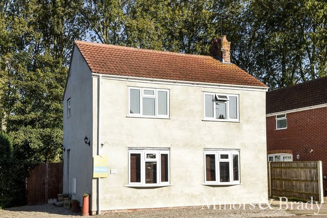 Thumbnail Detached house for sale in Newport Road, Hemsby, Great Yarmouth