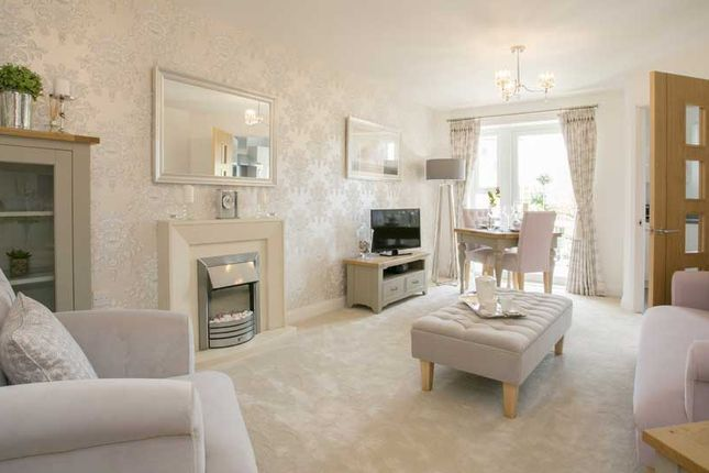 Thumbnail Flat for sale in Lorenden Park, Highgate Hill, Hawkhurst, Cranbrook