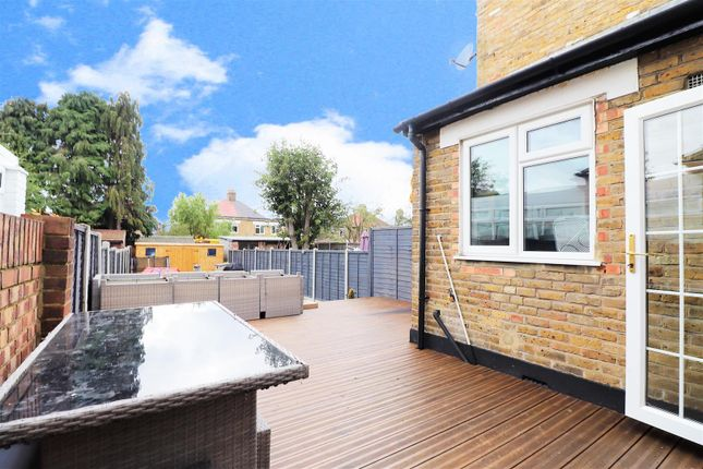Decking Area of Sidmouth Road, Welling DA16