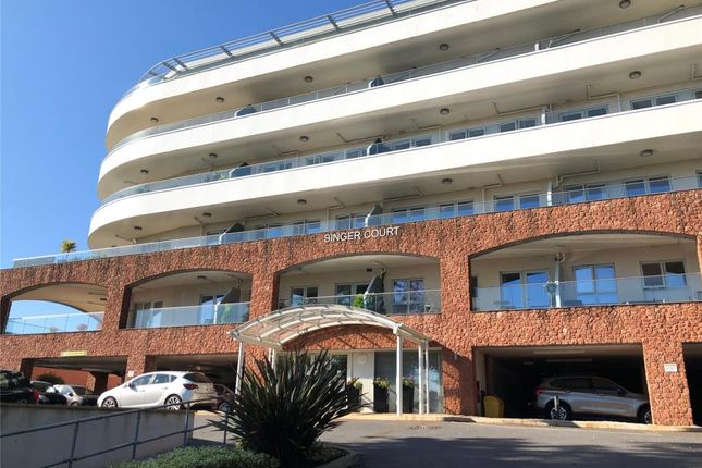 Thumbnail Property for sale in Singer Court, Manor Crescent, Paignton