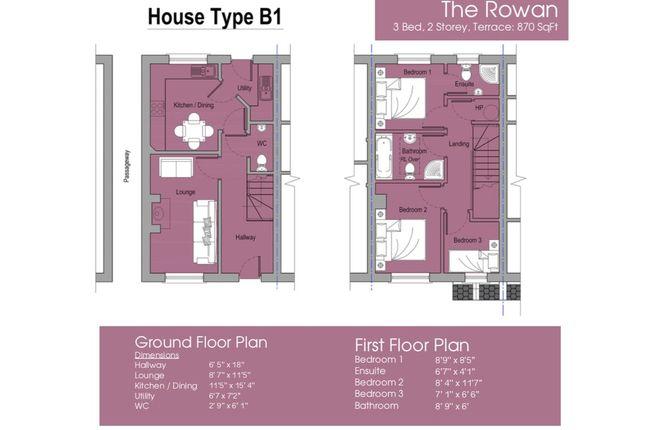 House Type B1 - The Rowan .Png