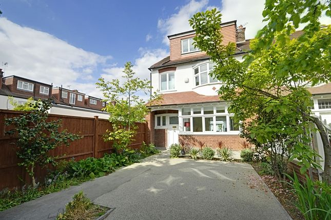 Thumbnail End terrace house to rent in Southfield Road, Chiswick