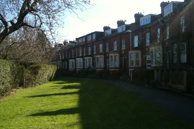 Thumbnail Flat to rent in Cambrian Terrace, Leeds