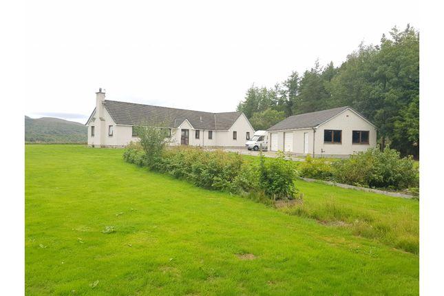 Thumbnail Detached bungalow for sale in Inveran, Lairg