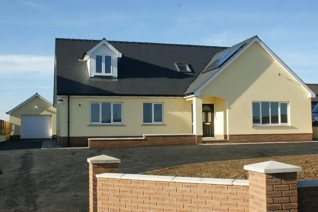 Thumbnail Detached bungalow for sale in Beulah, Ceredigion