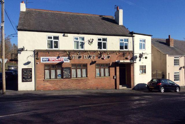 Thumbnail Pub/bar for sale in Front Street, Kelloe, Durham