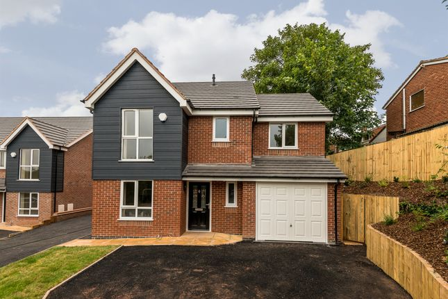 Thumbnail Detached house for sale in Bower Lane, Rugeley
