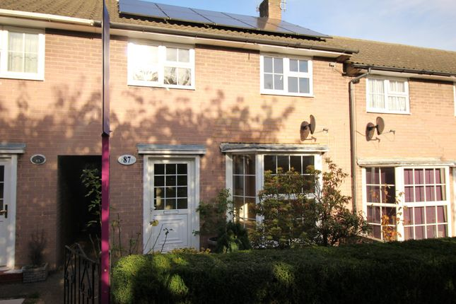 Thumbnail Terraced house to rent in Ingles, Welwyn Garden City