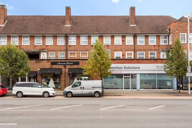 3 bed flat for sale in London Road, Cheam, Sutton SM3