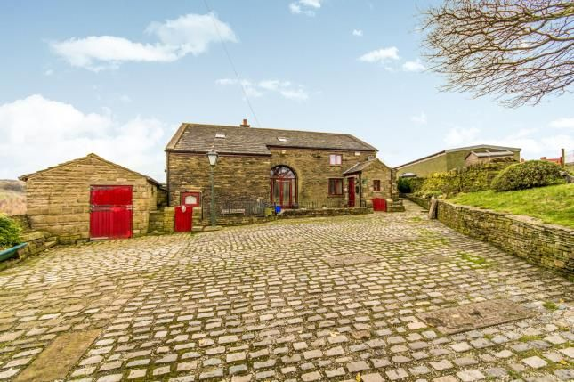 3 bed equestrian property for sale in Studd Brow, Whitworth, Rochdale, Lancashire