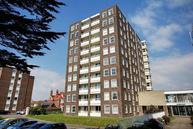 Thumbnail Flat to rent in West Parade, Worthing