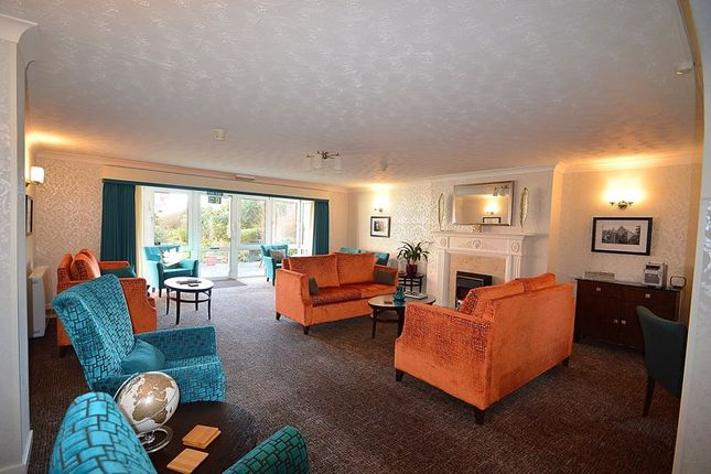 Residents Lounge of 22 Homepeal House, Alcester Road South, Kings Heath, Birmingham B14