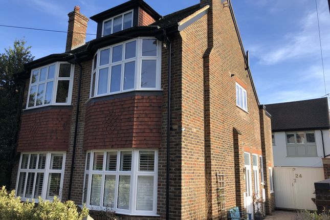 Thumbnail Flat to rent in St John Hill, Sevenoaks, Kent