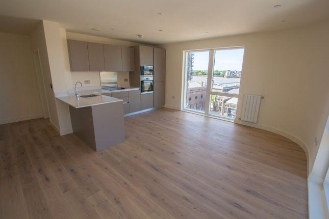 Thumbnail Flat for sale in Tyger House, Royal Arsenal Riverside