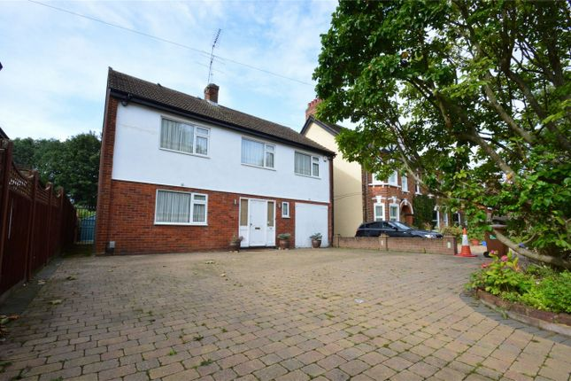 Thumbnail Detached house for sale in Roe Green Lane, Hatfield, Hertfordshire