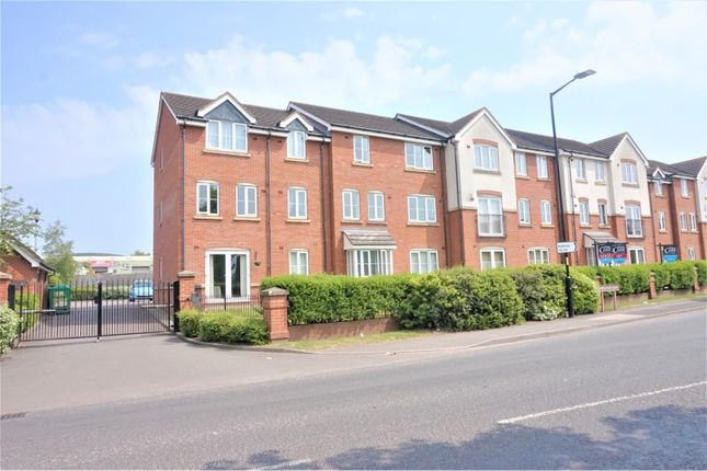 Thumbnail Flat for sale in Brickyard Road, Walsall