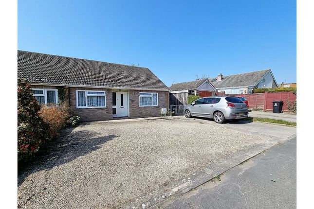 3 bed semi-detached bungalow for sale in Samsons Road, Brightlingsea CO7