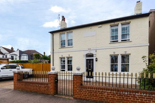 Thumbnail Detached house for sale in Clarence Crescent, Sidcup