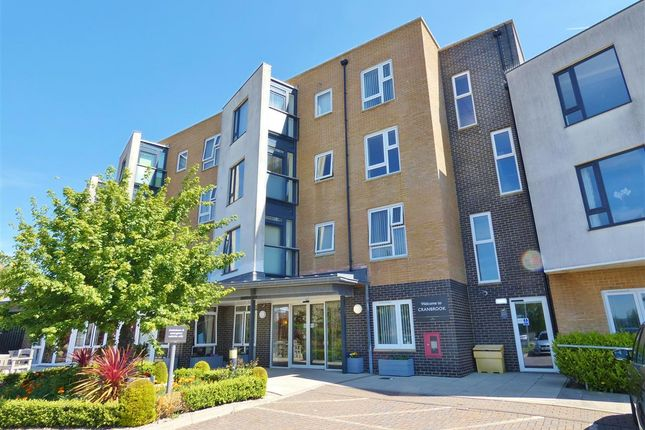 Thumbnail Flat for sale in Cranbrook, 10 Pembury Road, Eastbourne