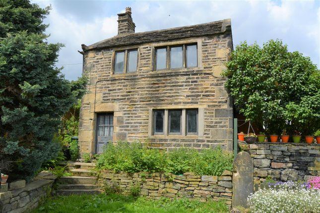 Thumbnail Semi-detached house for sale in Upper Rotcher, Slaithwaite, Huddersfield