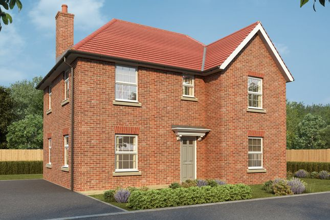 Thumbnail Detached house for sale in Beckets Rise, Worting Road, Basingstoke, Hampshire