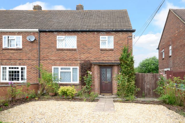 Thumbnail Semi-detached house to rent in Winton Crescent, Yateley