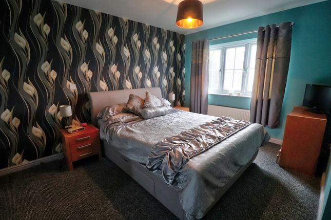 Master Bedroom of Woodland Drive, Rocester, Uttoxeter ST14