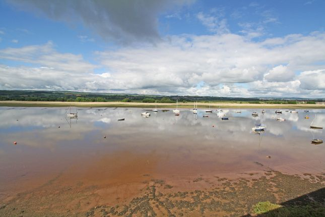 Thumbnail Flat for sale in Strand Court, Topsham, Exeter