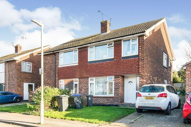 Thumbnail Terraced house to rent in College Road, Canterbury