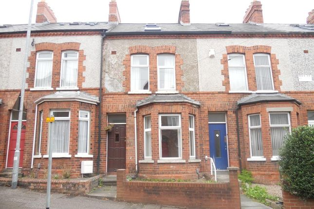 Thumbnail Terraced house to rent in Ridgeway Street, Belfast