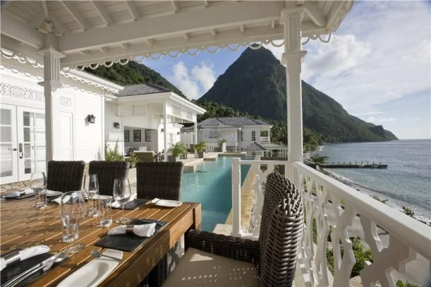 Thumbnail Property for sale in Sugar Beach, Val Des Pitons, Saint Lucia