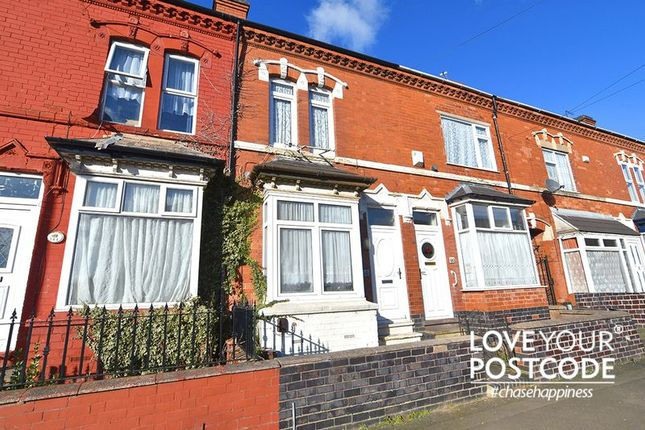 Thumbnail Terraced house for sale in Sabell Road, Smethwick