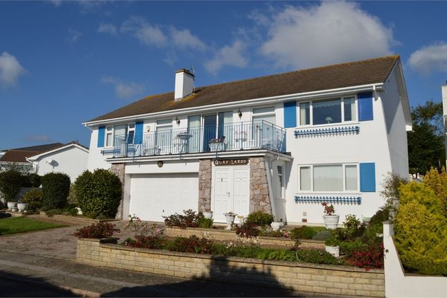 Thumbnail Detached house to rent in Whidborne Close, Torquay
