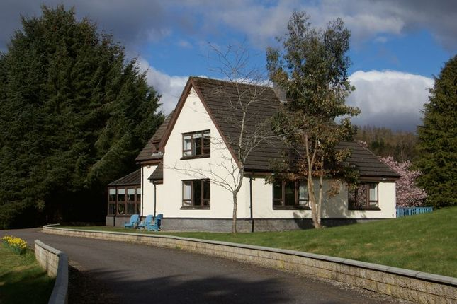 Thumbnail Detached house for sale in Torphins, Banchory