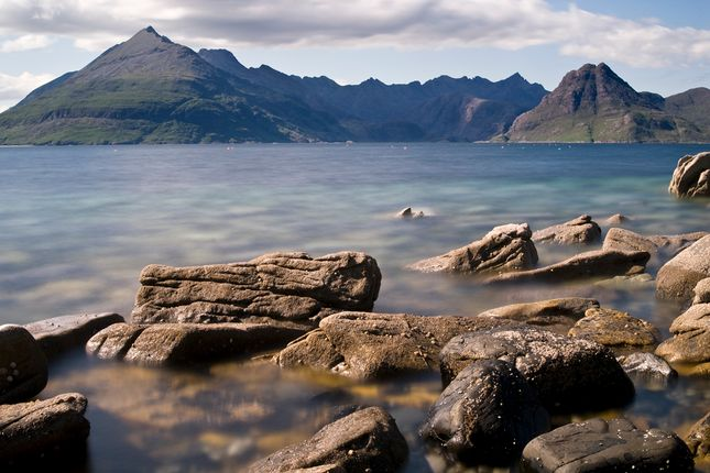 Thumbnail Land for sale in The Pier, Elgol, Isle Of Skye
